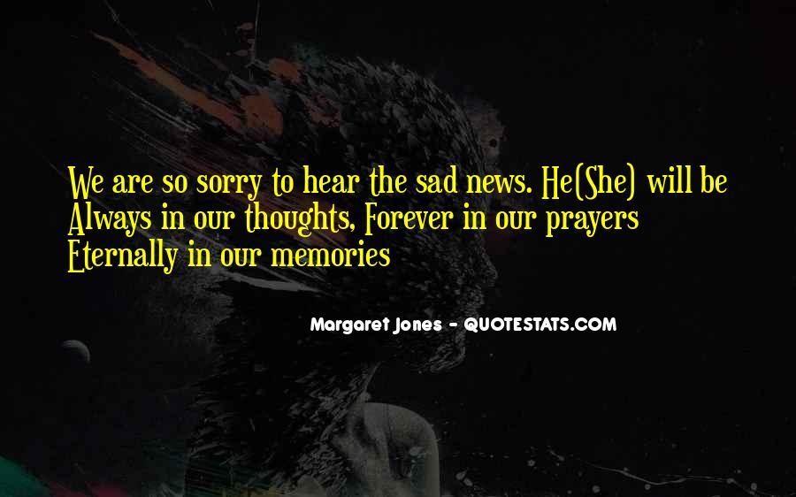Margaret Jones Quotes #62467