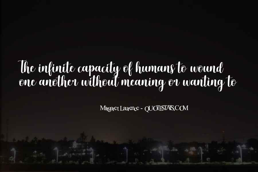 Margaret Laurence Quotes #1529340