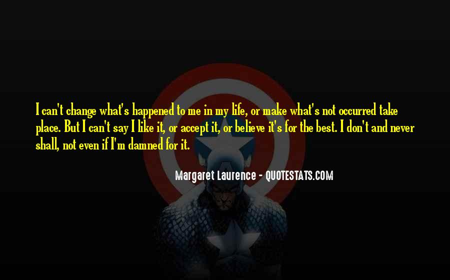 Margaret Laurence Quotes #1566345