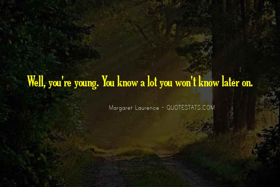 Margaret Laurence Quotes #473363