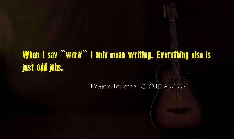 Margaret Laurence Quotes #512345