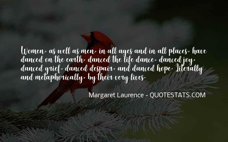Margaret Laurence Quotes #524276