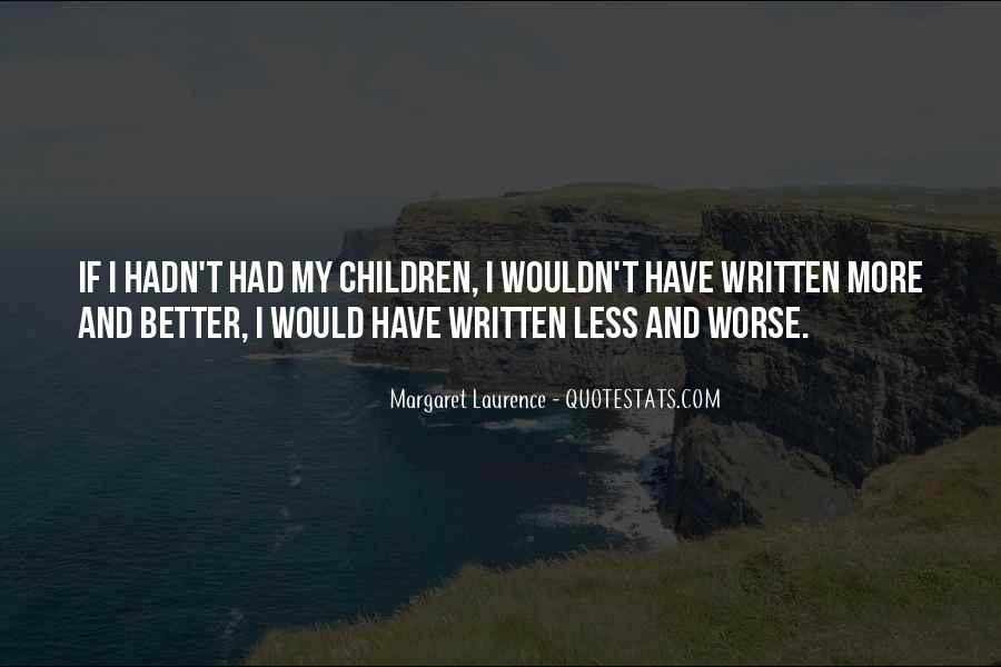 Margaret Laurence Quotes #549078