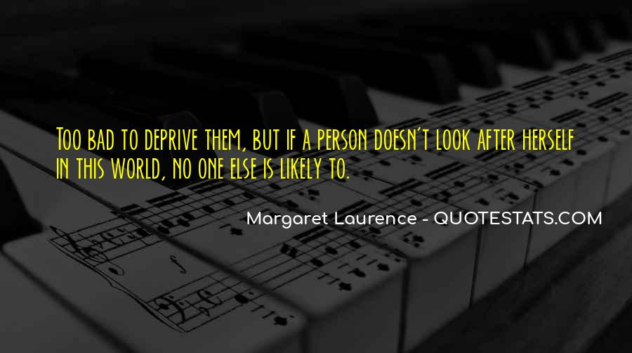 Margaret Laurence Quotes #749111