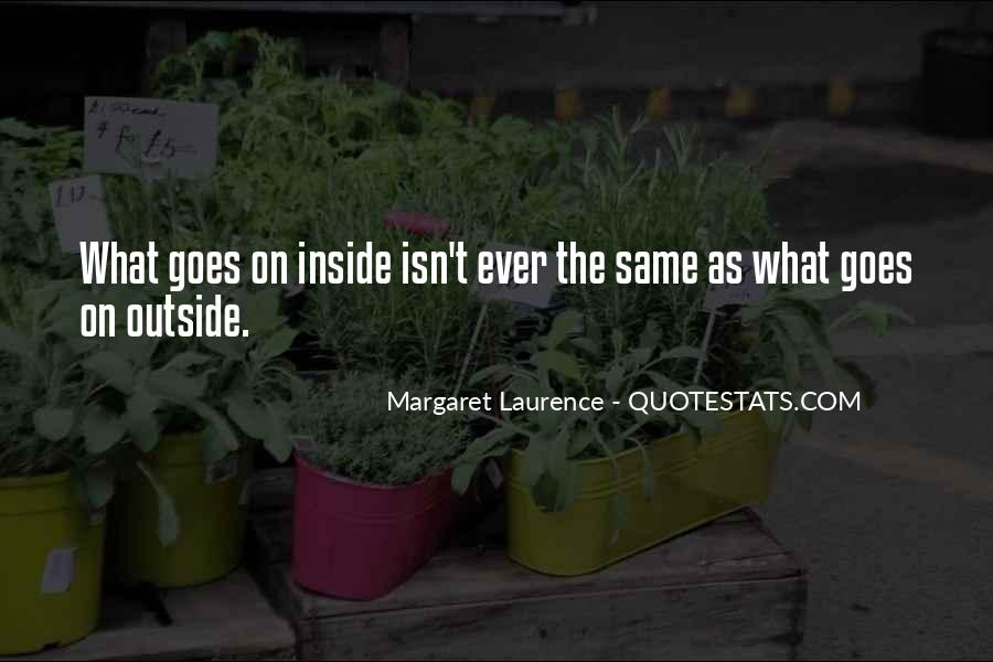 Margaret Laurence Quotes #788454