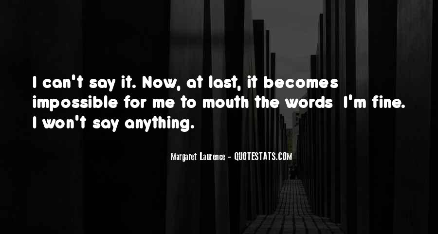 Margaret Laurence Quotes #935156