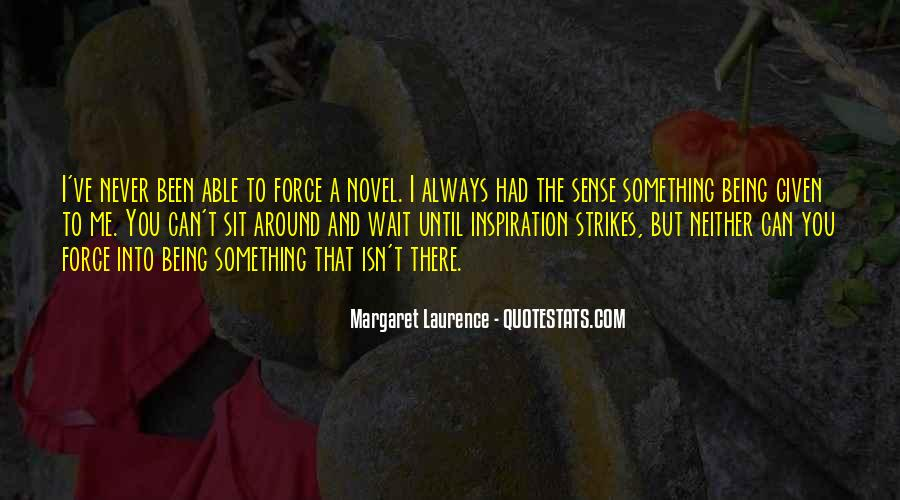 Margaret Laurence Quotes #936239