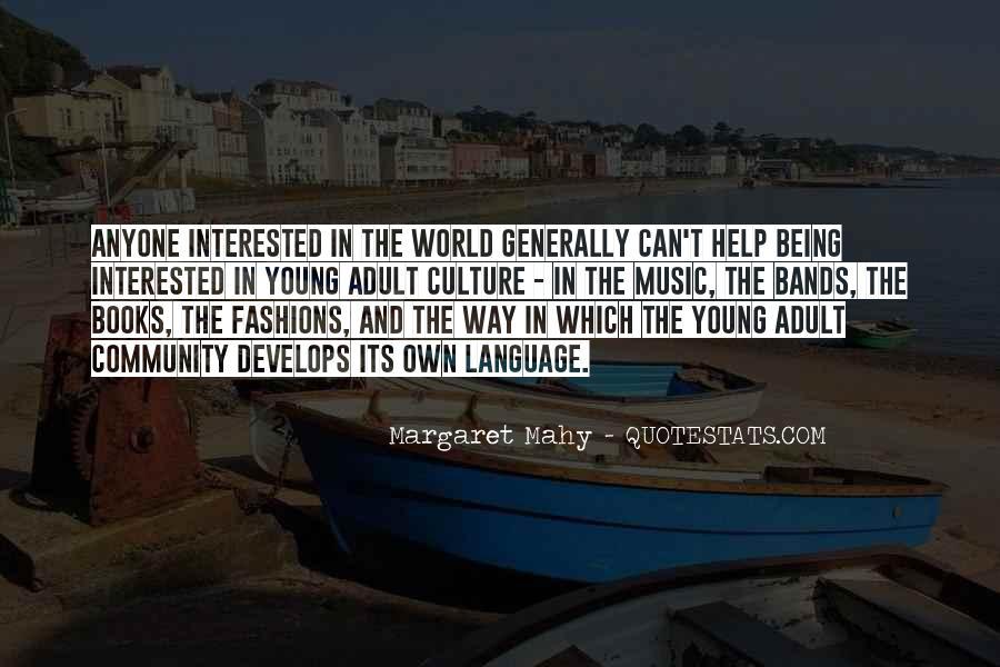 Margaret Mahy Quotes #1119681