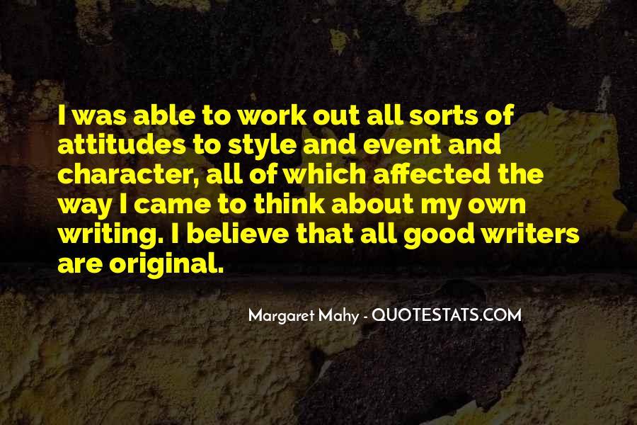Margaret Mahy Quotes #1133024