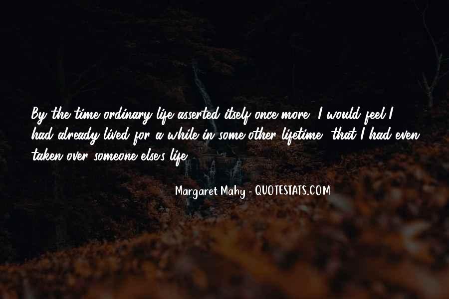 Margaret Mahy Quotes #1412113