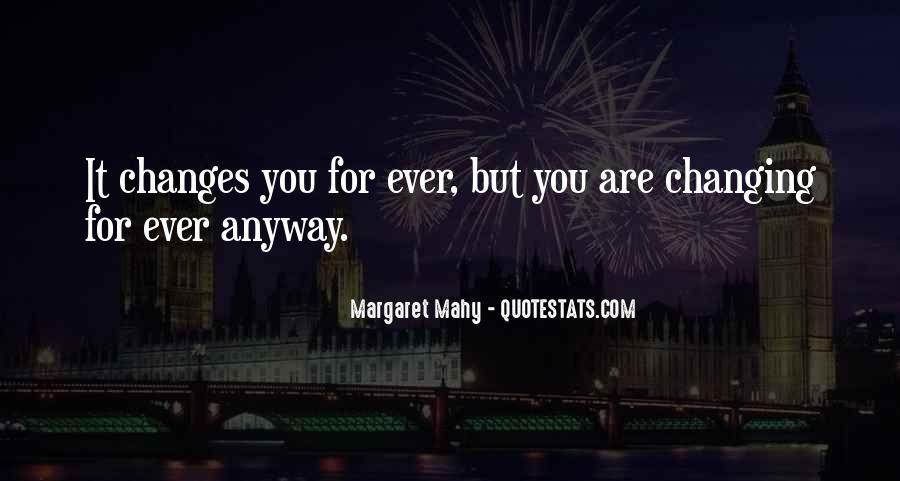 Margaret Mahy Quotes #37299