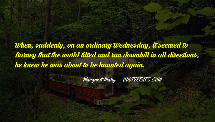 Margaret Mahy Quotes #396350
