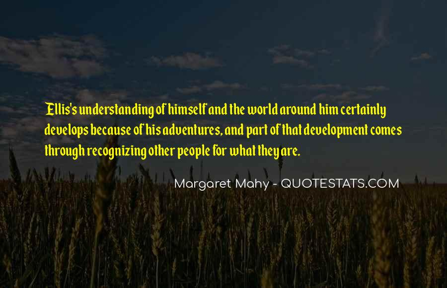 Margaret Mahy Quotes #444790