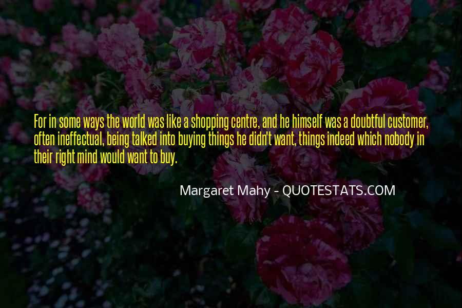Margaret Mahy Quotes #475762