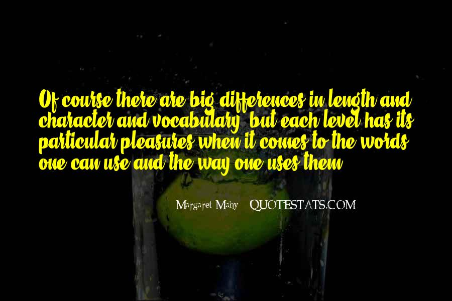 Margaret Mahy Quotes #569926