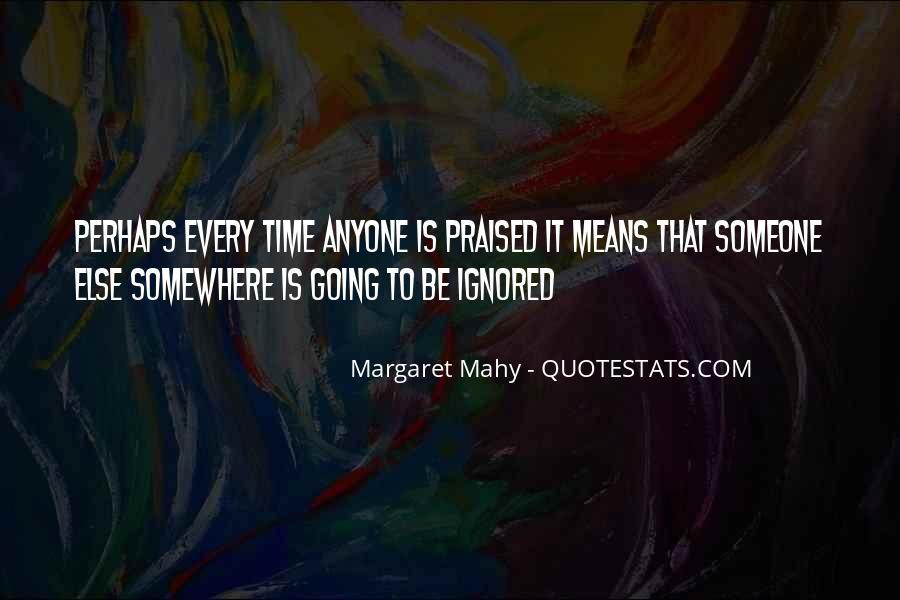 Margaret Mahy Quotes #574495