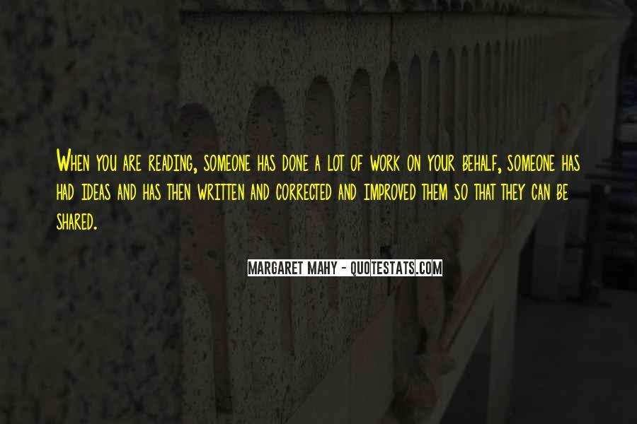 Margaret Mahy Quotes #726572