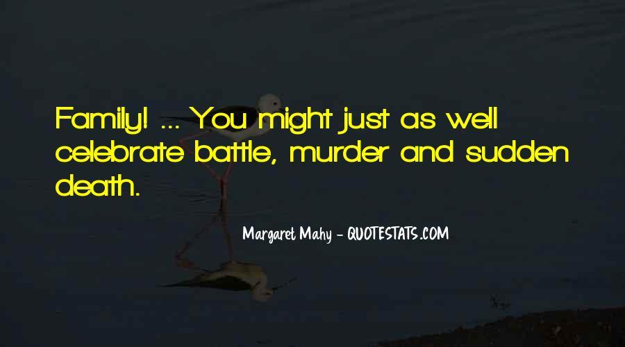 Margaret Mahy Quotes #736834