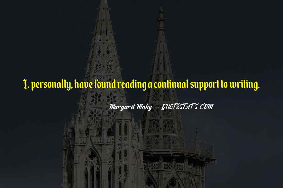Margaret Mahy Quotes #835944