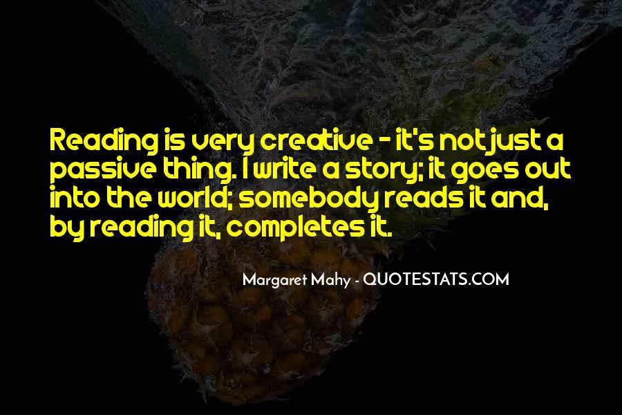 Margaret Mahy Quotes #886968