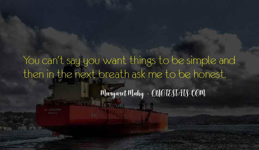 Margaret Mahy Quotes #949736