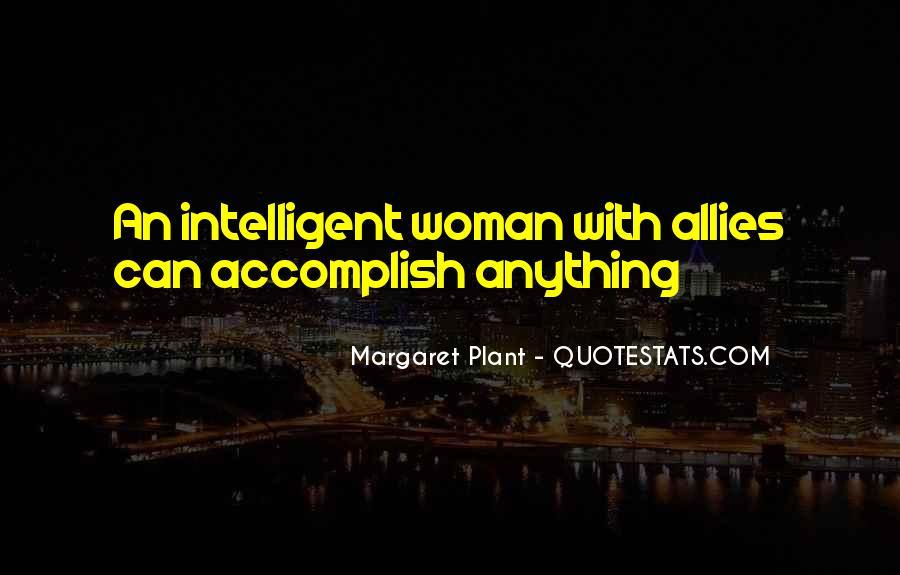 Margaret Plant Quotes #1020511