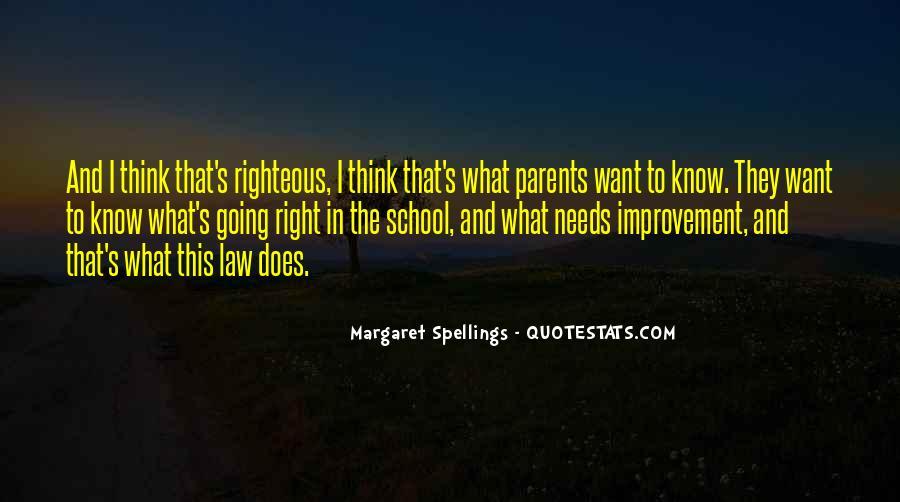 Margaret Spellings Quotes #940652