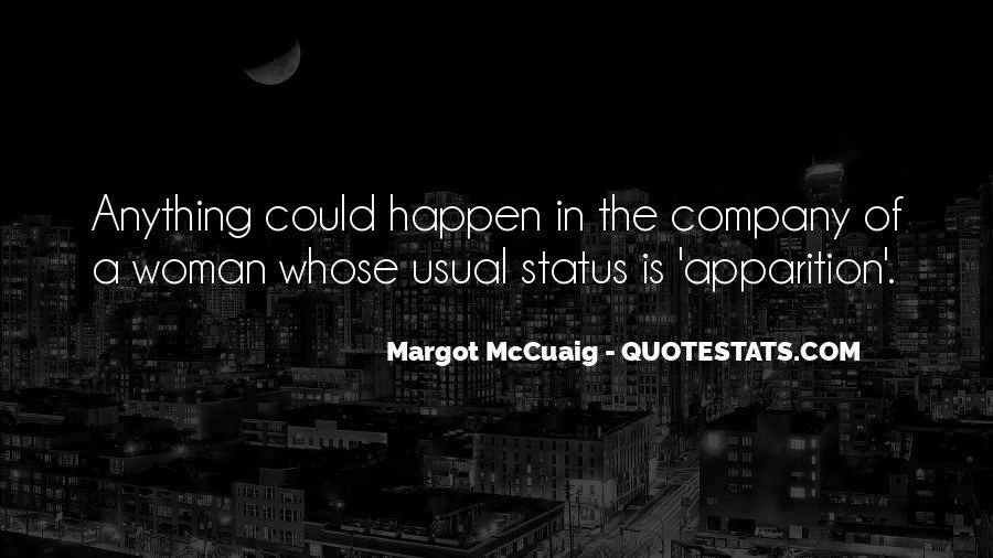 Margot McCuaig Quotes #81961