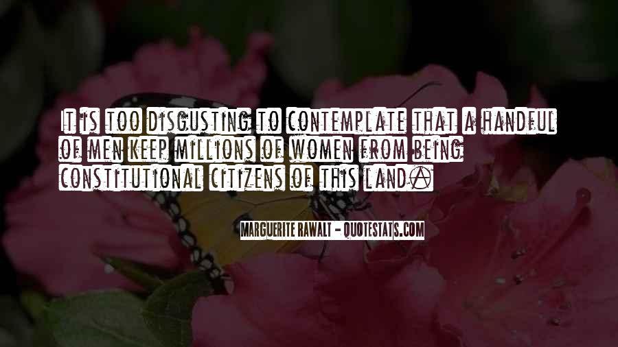 Marguerite Rawalt Quotes #300932