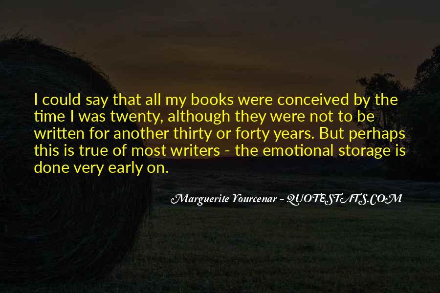 Marguerite Yourcenar Quotes #1058457
