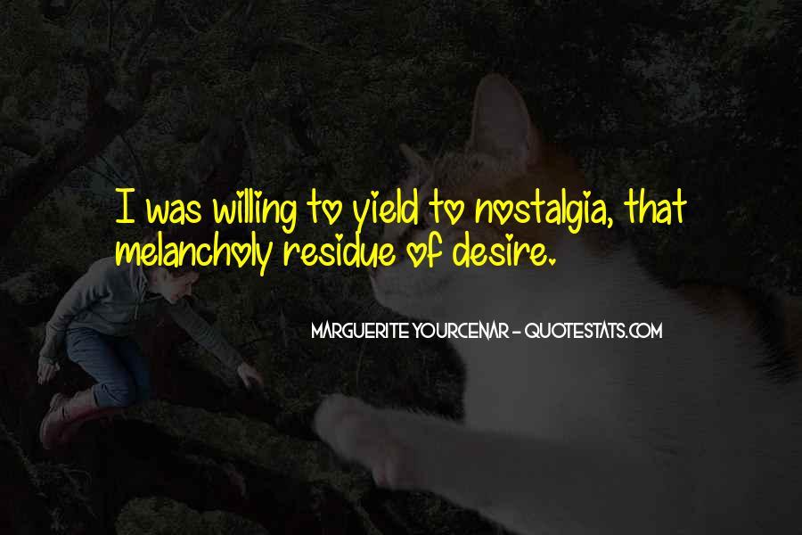 Marguerite Yourcenar Quotes #1465861