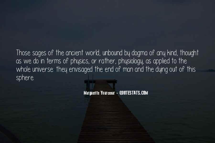Marguerite Yourcenar Quotes #1480240