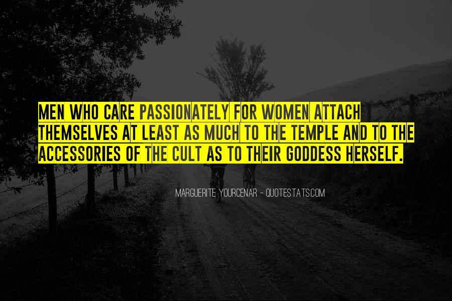 Marguerite Yourcenar Quotes #1488241