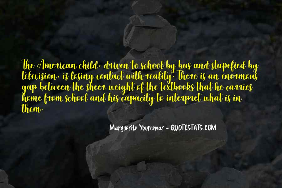 Marguerite Yourcenar Quotes #1555041