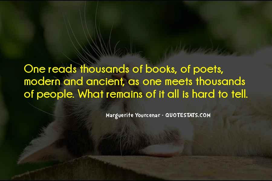 Marguerite Yourcenar Quotes #1634621