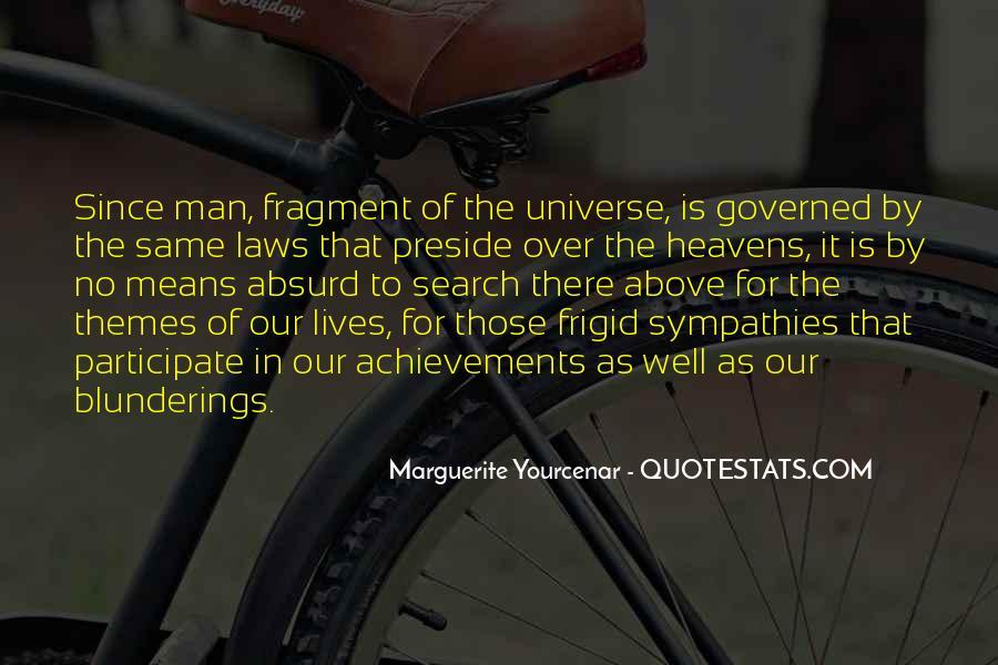Marguerite Yourcenar Quotes #180095