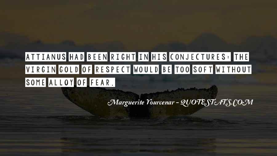 Marguerite Yourcenar Quotes #192596