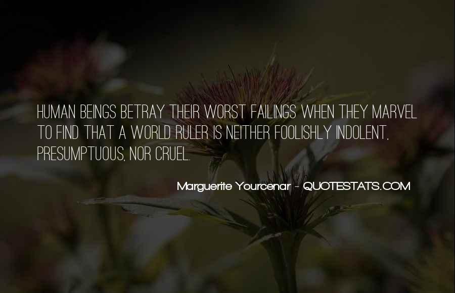 Marguerite Yourcenar Quotes #379406