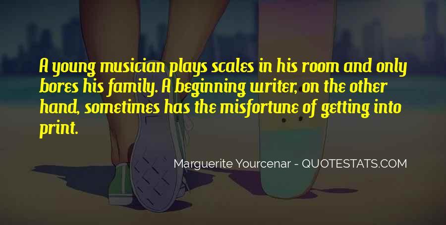 Marguerite Yourcenar Quotes #41623