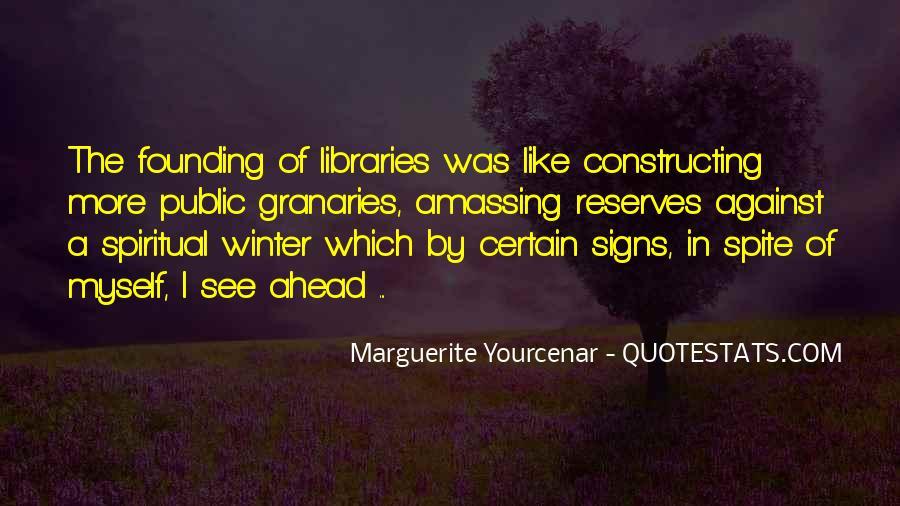 Marguerite Yourcenar Quotes #456947