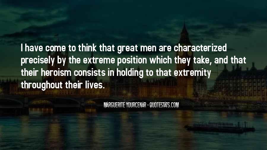 Marguerite Yourcenar Quotes #475570