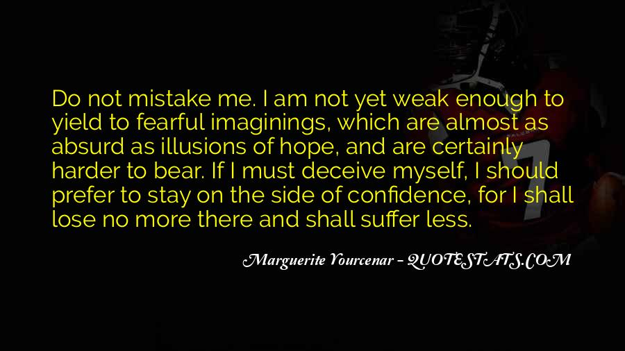 Marguerite Yourcenar Quotes #487883