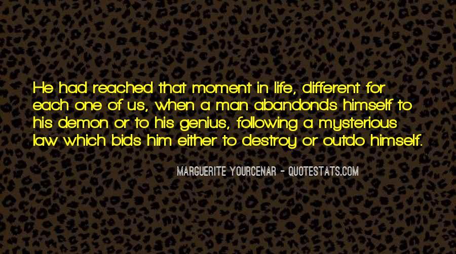 Marguerite Yourcenar Quotes #736477