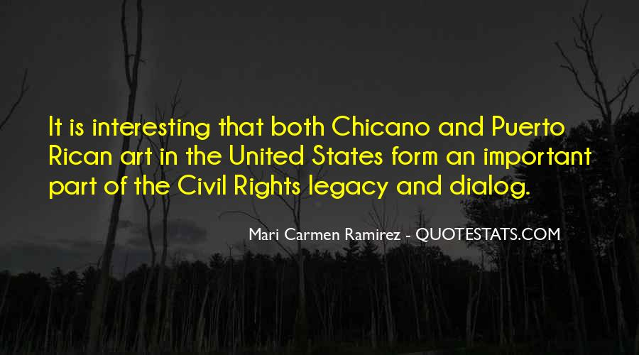 Mari Carmen Ramirez Quotes #511430