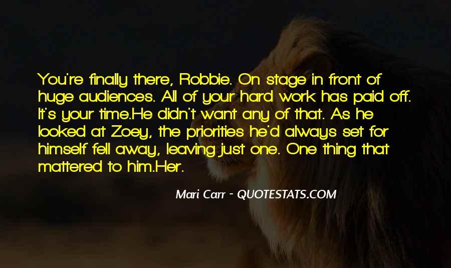 Mari Carr Quotes #173989