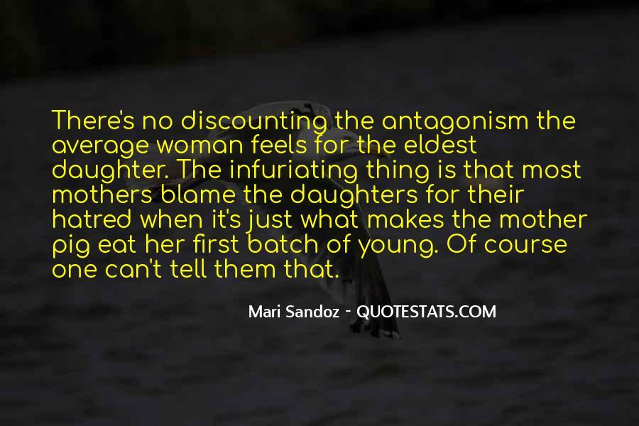 Mari Sandoz Quotes #987448
