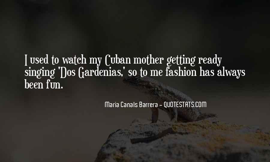 Maria Canals Barrera Quotes #1812688