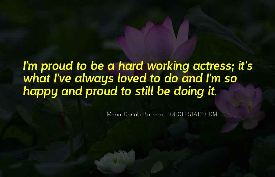 Maria Canals Barrera Quotes #417149