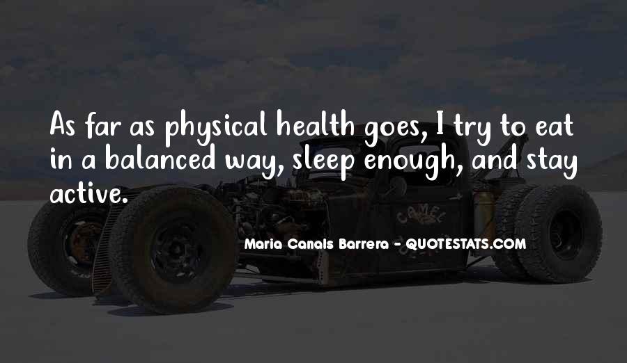 Maria Canals Barrera Quotes #629836