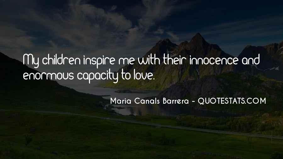 Maria Canals Barrera Quotes #871866